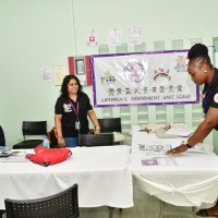 Las Cuevas Health Fair 2018