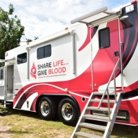 Launch of Blood Mobile Unit 2018