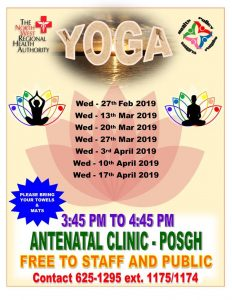 Free Yoga Session