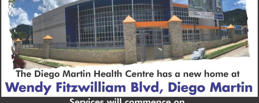 Relocation of Diego Martin Health Centre