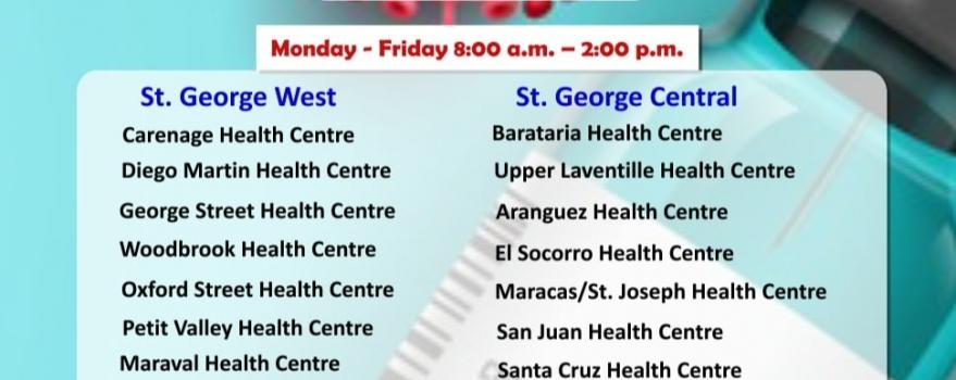 COVID-19 Vaccination Schedule